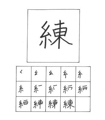 kanji meremas