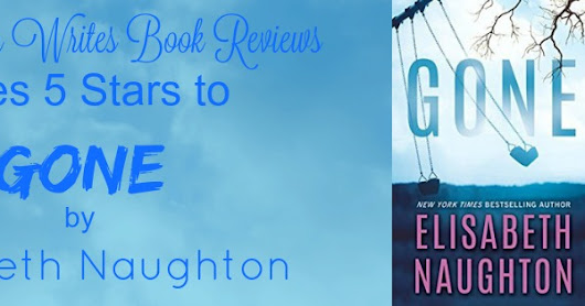 Review ~ GONE by Elisabeth Naughton