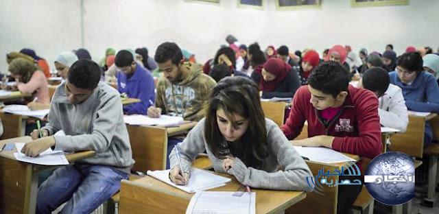 جدول امتحانات الثانوية العامة 2018 موقع وزارة التربية والتعليم