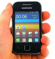 Samsung Galaxy Y S5360 Harga Dibawah 1 Juta