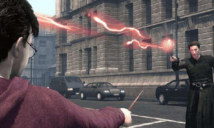 تحميل لعبة هارى بوتر 1