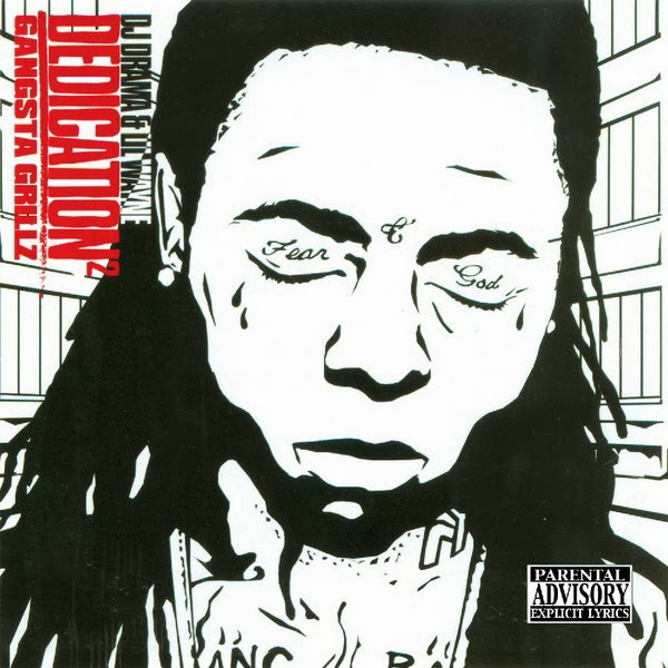 Lil Wayne & DJ Drama - Dedication 2 Cover