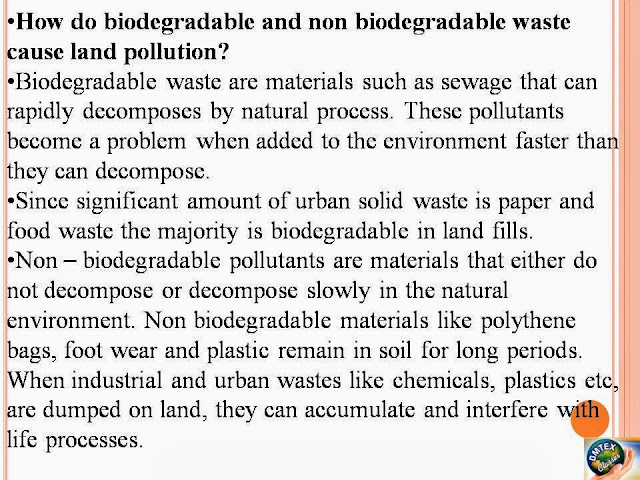 omtex classes how do biodegradable and non biodegradable