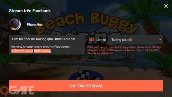 Hướng dẫn cách Live Stream màn hình chơi game trên smartphone lên Facebook Social17