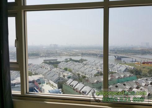 2 căn hộ không nội thất bán và cho thuê tại Saigon Pearl quận Bình Thạnh - hinh 4