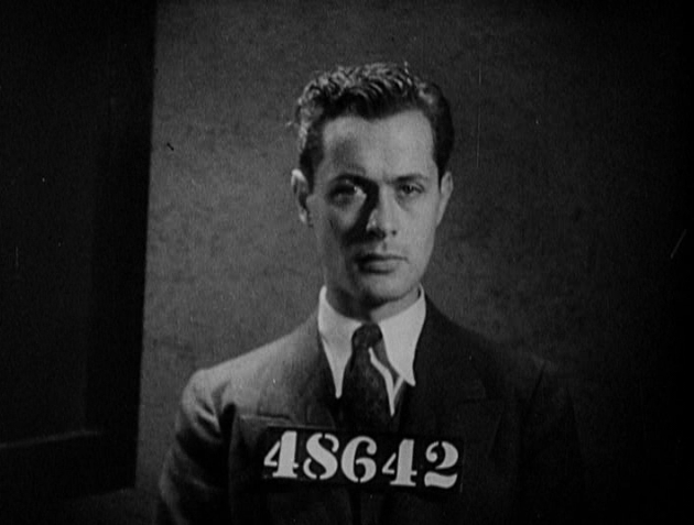Robert Montgomery as Kent in The Big House