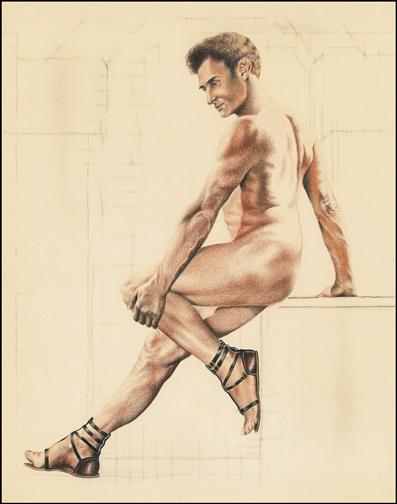 Naked Study 114