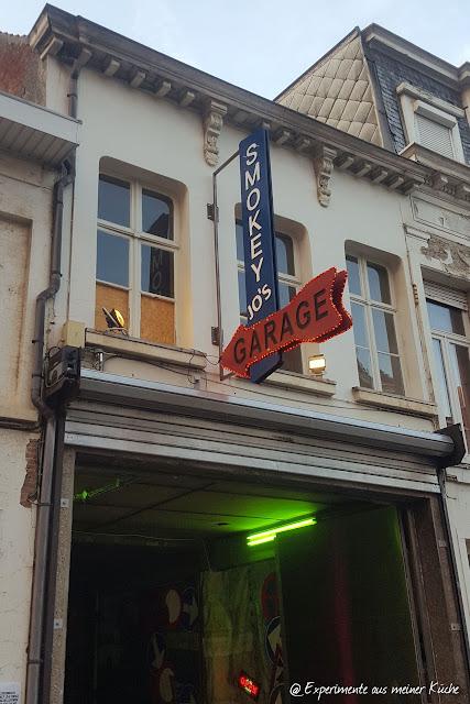 Experimente aus meiner Küche: Smokey Jo´s Garage in Antwerpen {EamK on Tour, Flandern, Belgien}