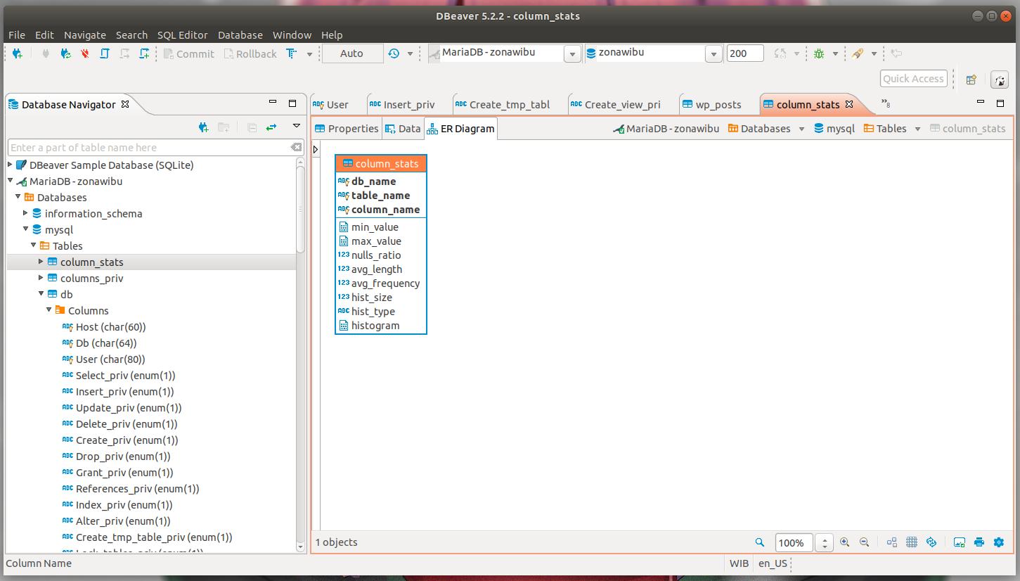 DBeaver - Aplikasi Manajemen Database Universal