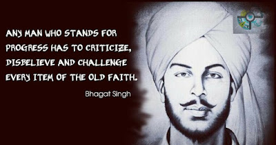 Bhagat Singh's 'Long Live the Revolution' and its relevance today.