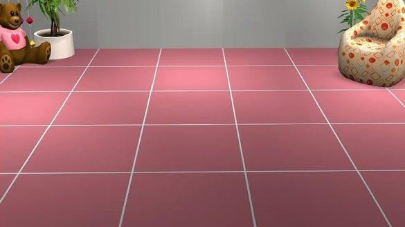 Warna keramik lantai yang bagus dan sesuai