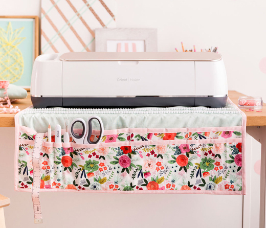 Make creative sewing projects with the Cricut Maker Machine #CricutMade #CricutMaker
