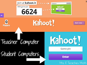 How to Create a Kahoot!  A fun formative assessment that keeps kids engaged  |  mrseteachesmath.blogspot.com