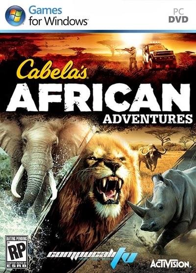 Cabelas African Adventures PC Full Español 2013