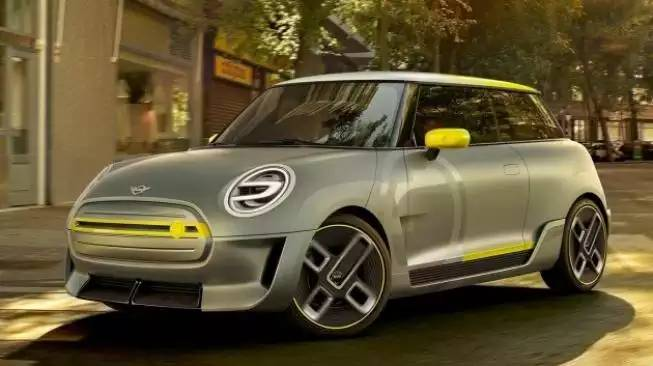 BMW Sedang Kembangkan Mobil Listrik Tiga Pintu