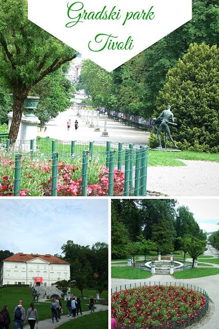Gradski park Tivoli