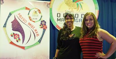 Cantora santoantoniense será uma das atrações do carnaval de Recife