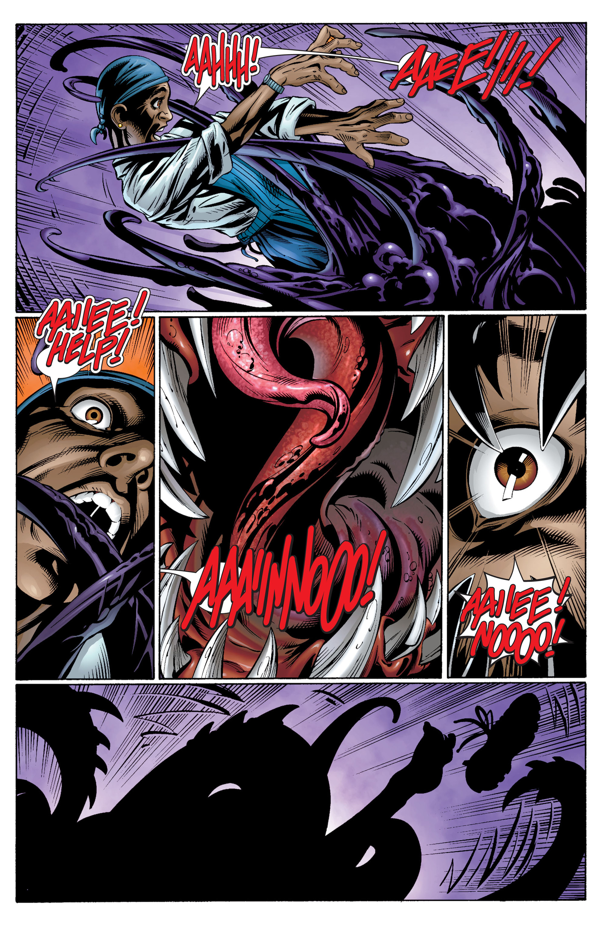 Read online Ultimate Spider-Man (2000) comic -  Issue #37 - 14
