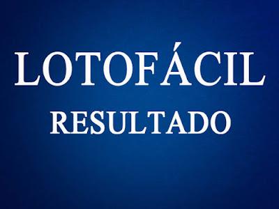 Confira o resultado da Lotofácil 1770 desta quarta-feira