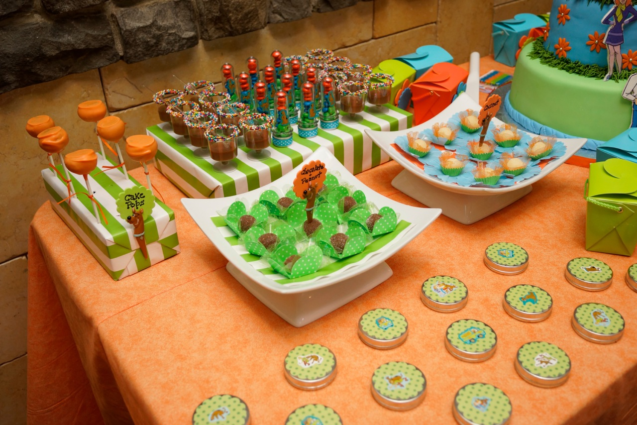 Scooby Doo Party Decoration Ideas