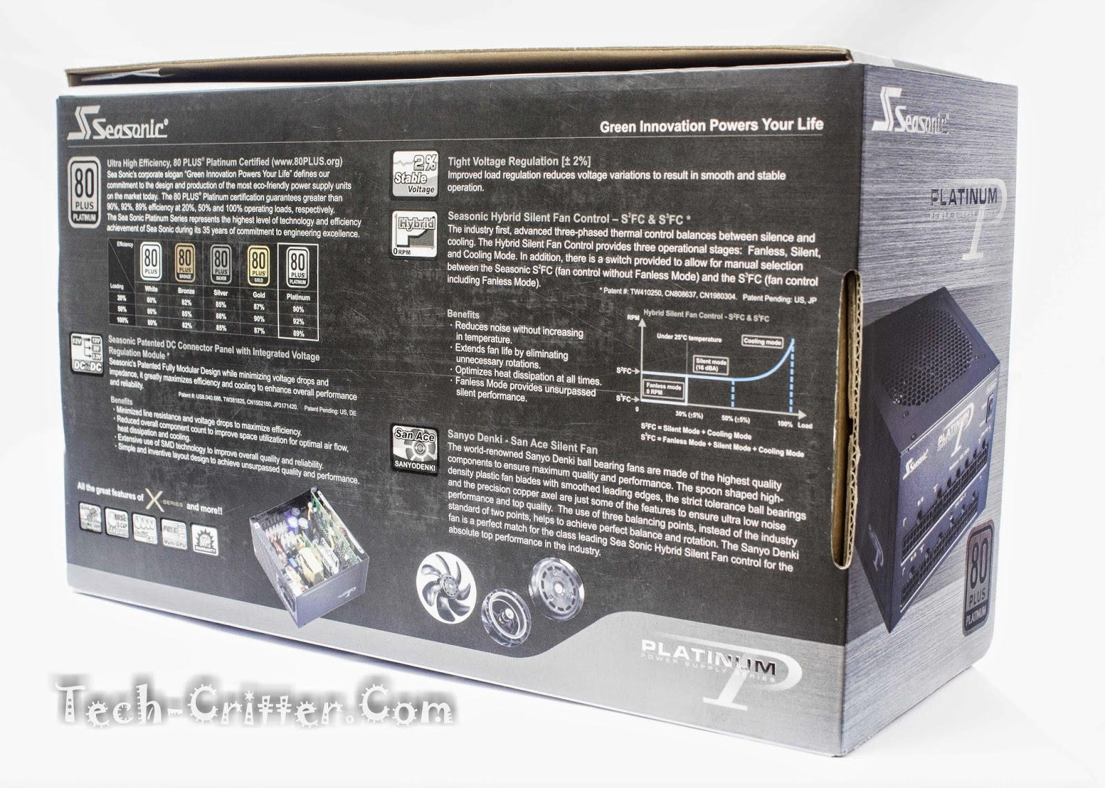 Unboxing & Overview: Seasonic Platinum Series 860W Power Supply Unit 49
