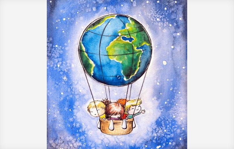 Ταξιδεύοντας στον κόσμο: Παιδικό καλοκαιρινό εργαστήρι στο Ε.Μ.Θ.