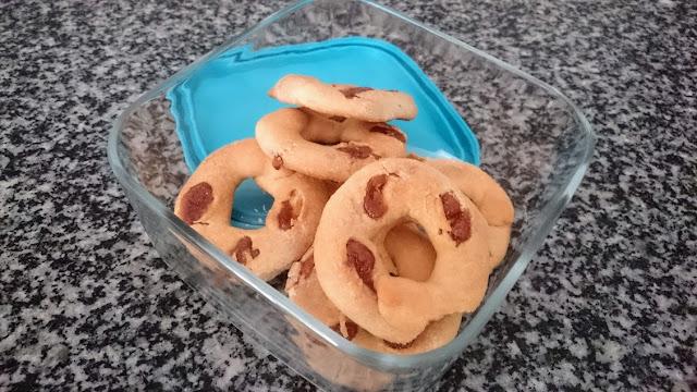 Rosquillas de Alfajor del pueblo de Casar. Cáceres