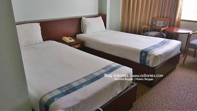 Sekali Lagi Menginap Di Daiichi Hotel, Hatyai & Shopping di Nora Plaza, Hatyai