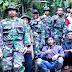 Kodim 0605/Subang, Sambut HUT RI Ke-73 Menggelar Kegiatan Program TMMD di Kec.Cijambe