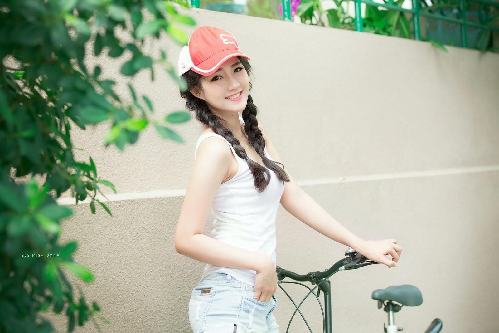 Nguyen Hoang Kieu Trinh Beautiful