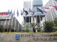 Kementerian Perdagangan - Penerimaan CPNS Kemendag ( 58 Formasi)  Tahun 2017