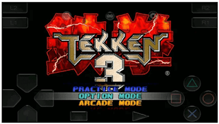 TEKKEN 3 Cover Photo
