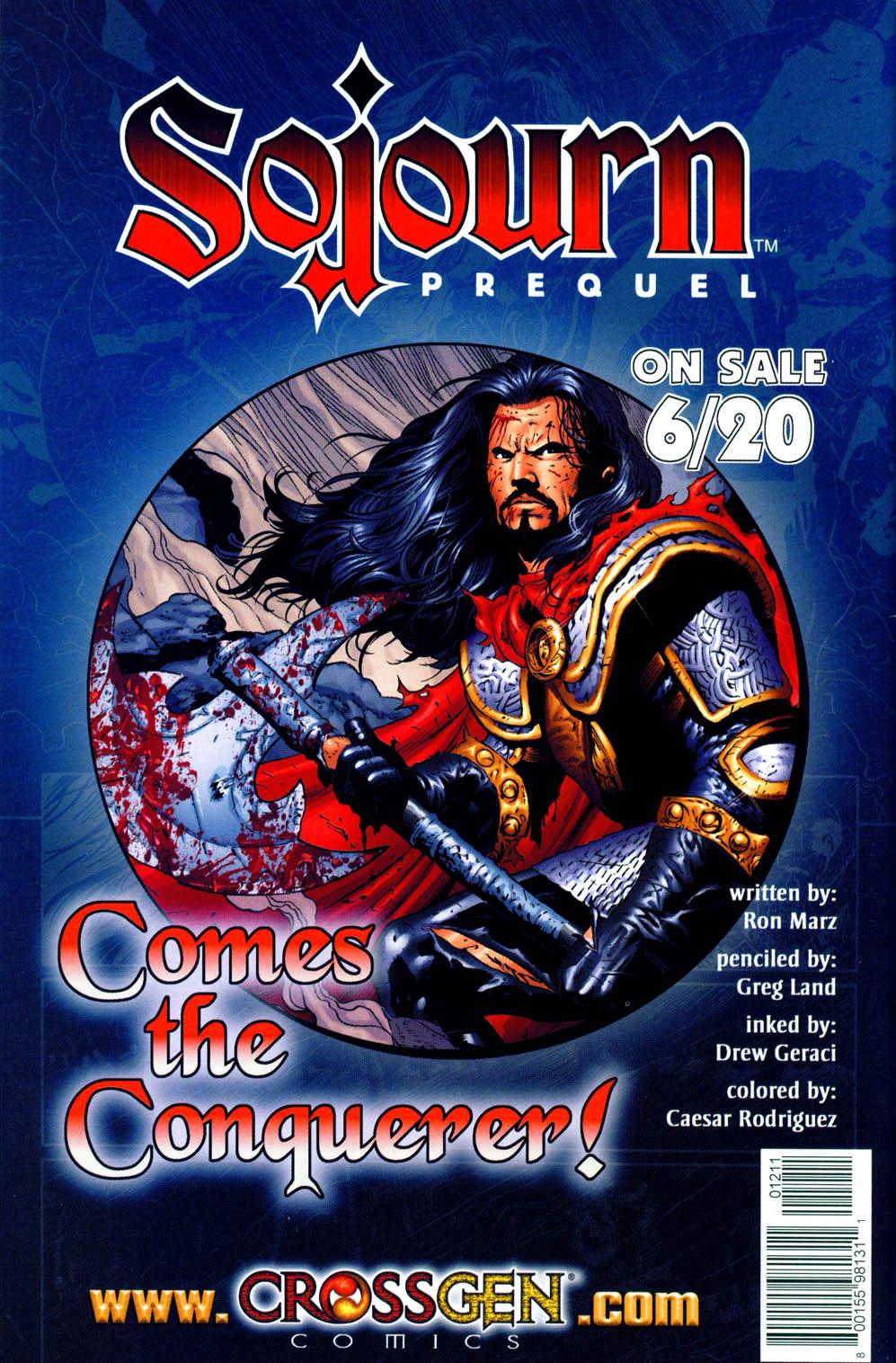 Read online Sigil (2000) comic -  Issue #12 - 34