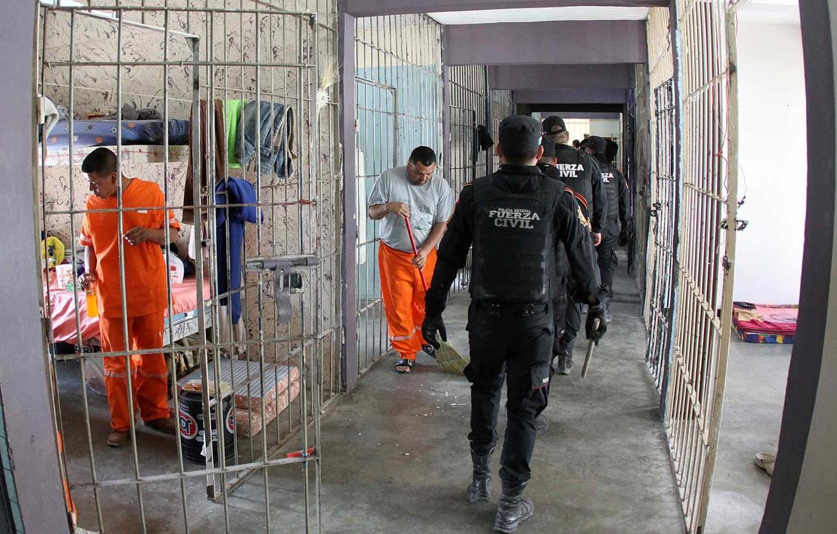 Un 'reino' criminal en territorio del gobierno: así son las cárceles del norte de México