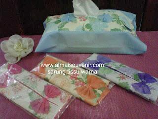 souvenir tempat tisu murah, souvenir pernikahan tempat tisu