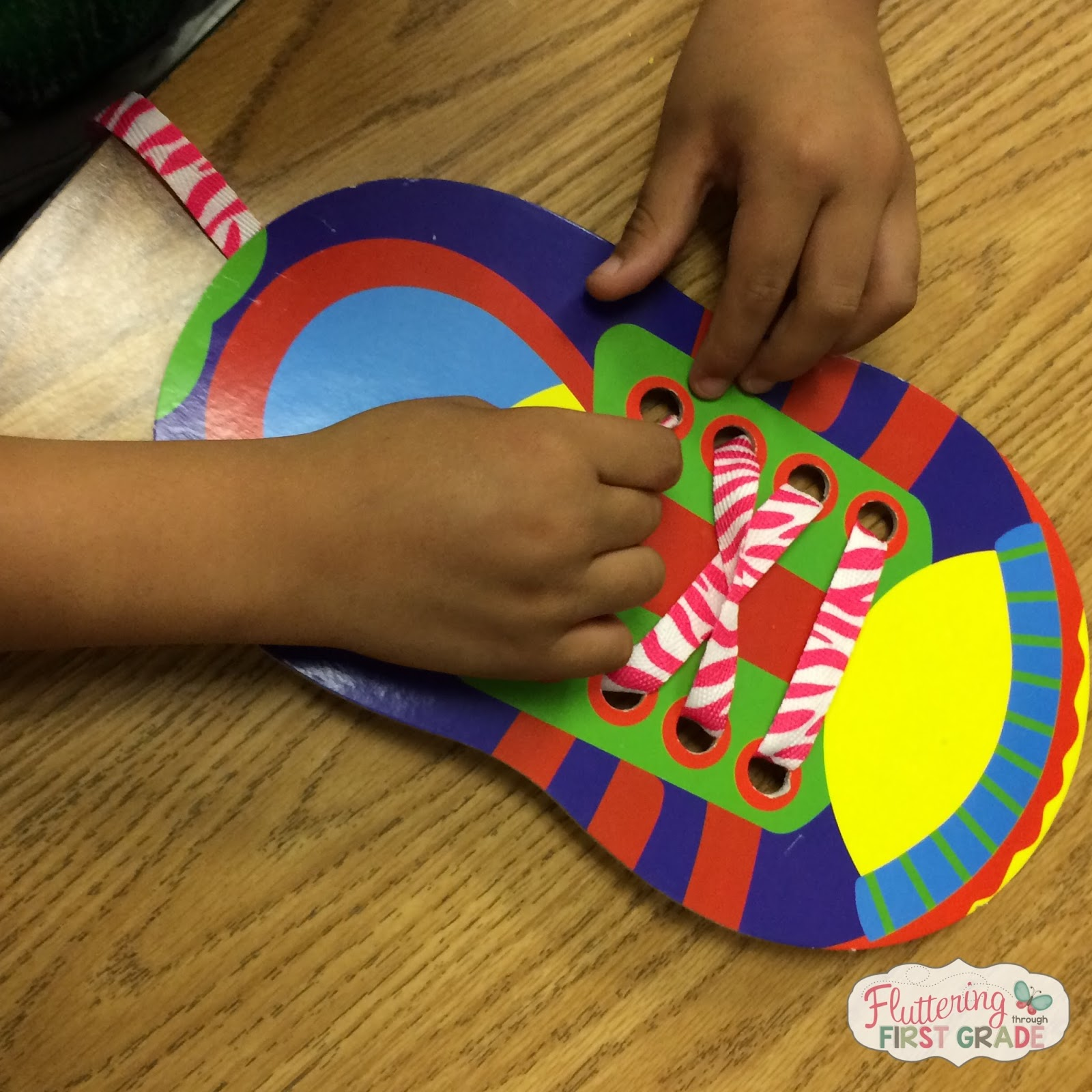 Fine motor activities for the primary classroom
