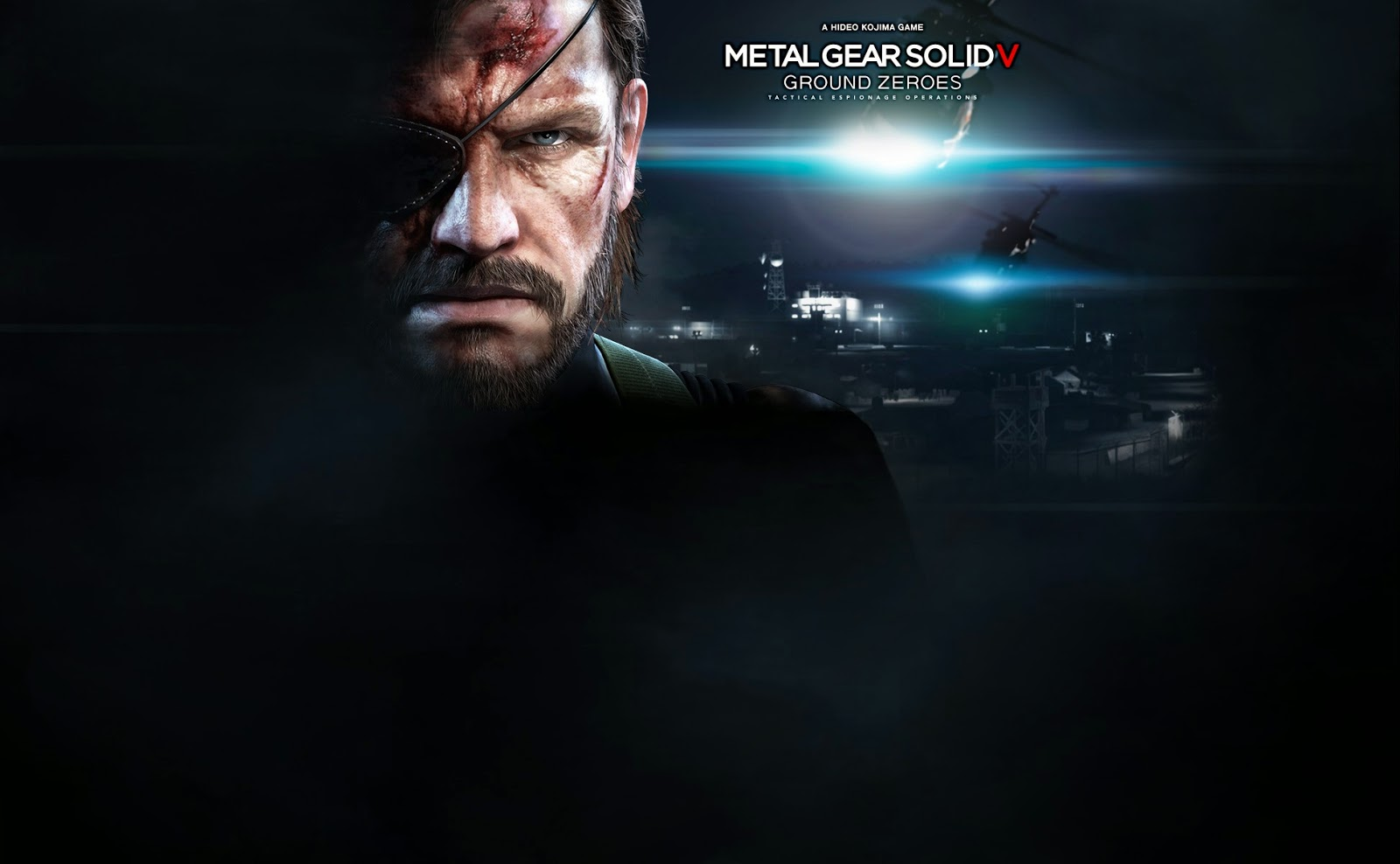 Metal Gear Solid Ground Zeroes Video Game 4k Hd Desktop: Comic Books, Movies, Games Blog Everything Related To
