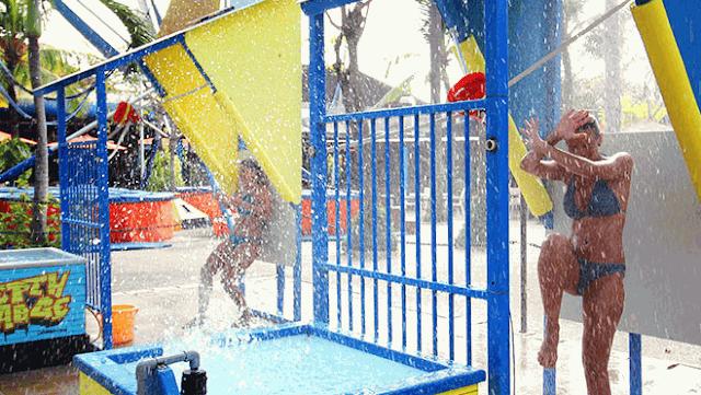 Water Blaster waterboom bali