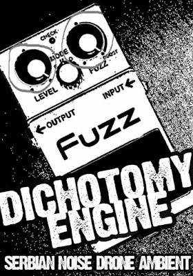 Dichotomy Engine stickers Serbian drone ambient noise