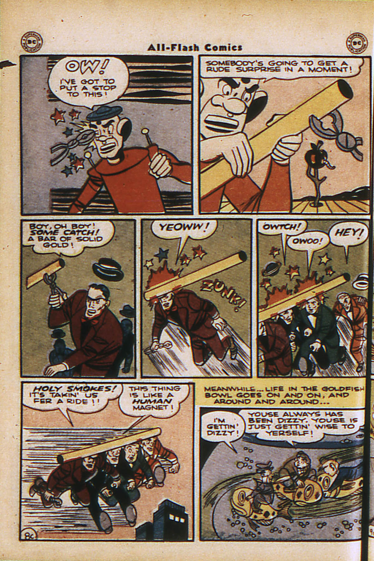 Read online All-Flash comic -  Issue #24 - 44