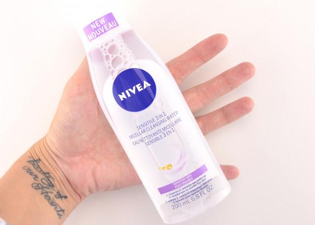 Review Nước Tẩy Trang Nivea Micellar Water, nivea, nước tẩy trang, nước tẩy trang nivea, nước tẩy trang giá bình dân, nước tẩy trang rẻ, micellar water, nivea cleansing water