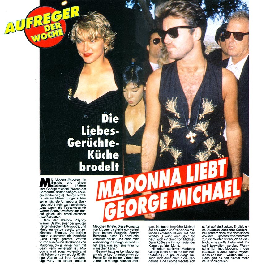 George Michael Page 4 Off Topic Celine Dion Forum