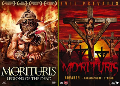 Morituris - import dvd