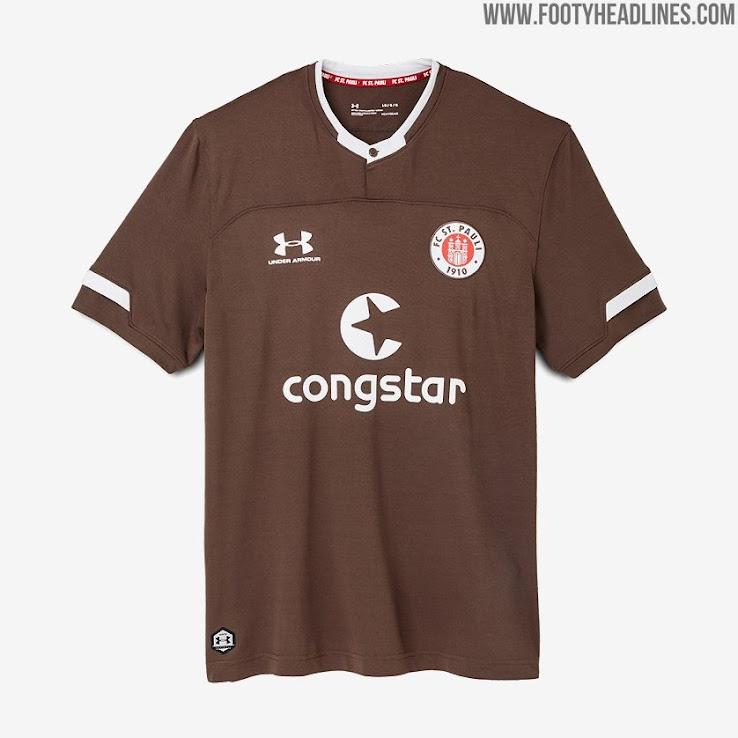 St Pauli Trikot 2020