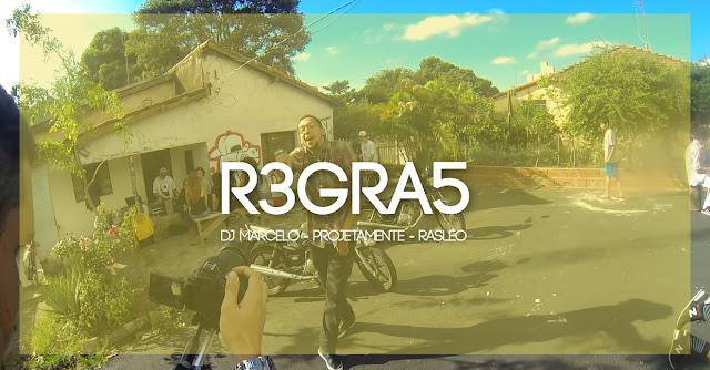 Assista R3GRA5, o novo vídeo clipe do Projetamente!