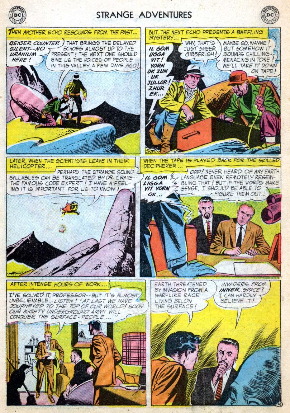 Strange Adventures (1950) issue 62 - Page 21