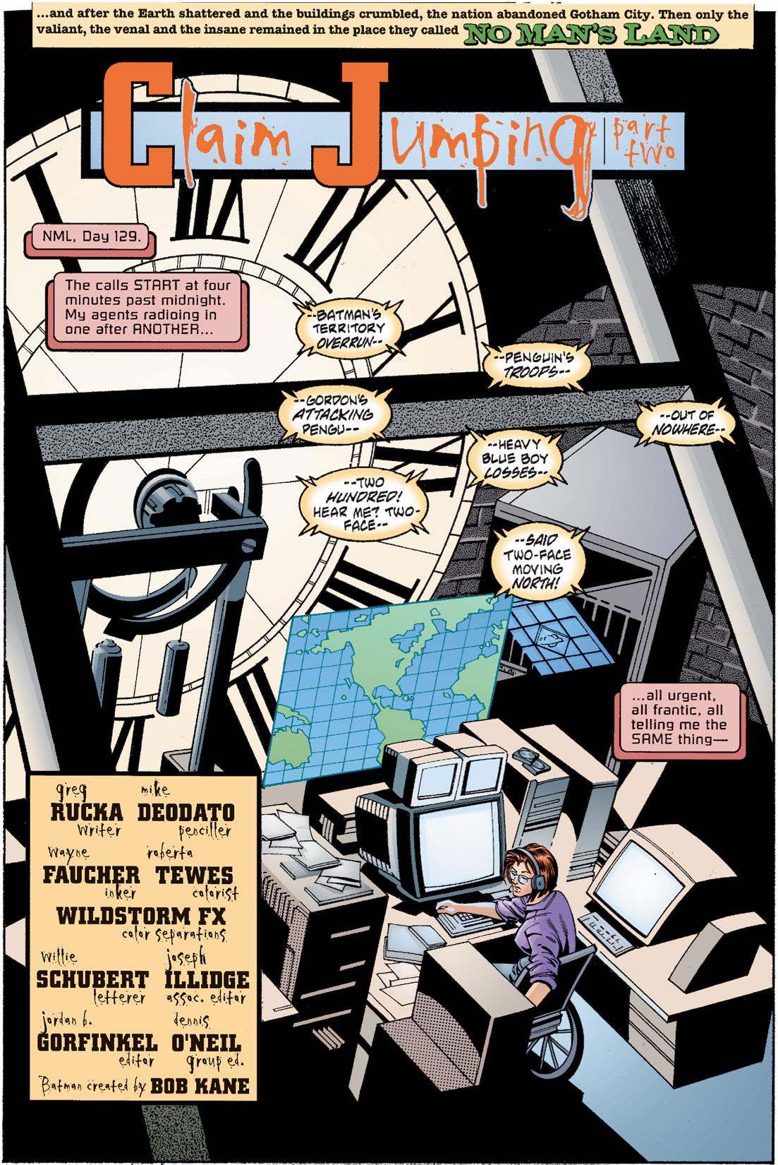 Batman: Shadow of the Bat 87 Page 2