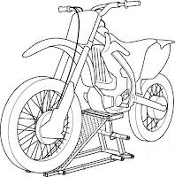 אופנועים לצביעה