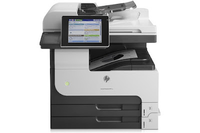 HP LaserJet MFP M725dn Printer Driver Download