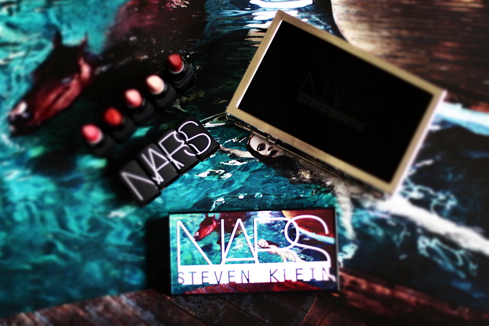 nars steven klein collection coffrets noel 2015 avis test swatches